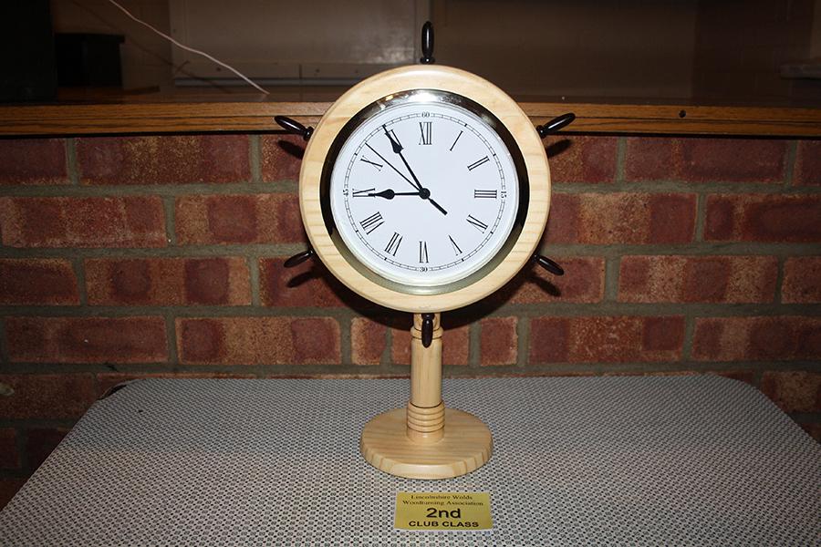 Ships week clock